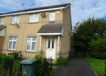 Thumbnail 2 bedroom semi-detached house to rent in Woodpecker Close, Allerton, Bradford, West Yorkshire