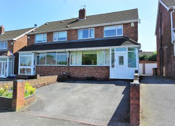 Thumbnail 3 bed semi-detached house for sale in Bridle Lane, Sutton Coldfield