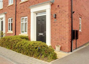 Thumbnail 3 bed town house for sale in Newman Avenue, Beverley