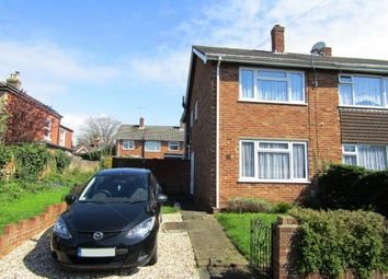 Thumbnail 3 bed end terrace house for sale in College Road, Southampton