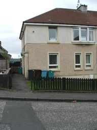 Thumbnail 2 bed flat to rent in Park Street, Airdrie