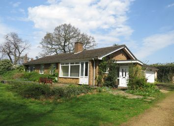 Thumbnail 4 bed detached bungalow for sale in Mill Lane, Kingsthorpe, Northampton