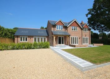 Thumbnail 5 bed detached house for sale in North Weirs, Brockenhurst, Hampshire