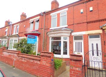 Thumbnail 2 bed terraced house to rent in Cecil Avenue, Warmsworth, Doncaster, South Yorkshire