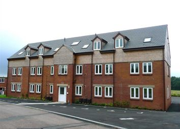 Thumbnail 1 bed flat for sale in Severn View, Lawrence Crescent, Caerwent, Caldicot
