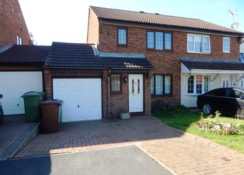 Thumbnail 3 bed semi-detached house to rent in Buckingham Place, Heath Hayes