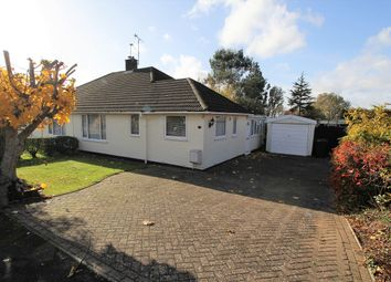 Thumbnail 2 bed semi-detached bungalow for sale in Bernard Avenue, Four Marks, Hampshire