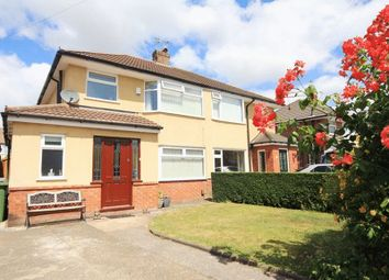 Thumbnail 3 bedroom semi-detached house for sale in Oakhurst Close, Gateacre, Liverpool