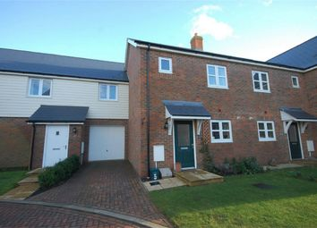 Thumbnail 2 bed end terrace house for sale in Morello Close, Aylesbury, Buckinghamshire