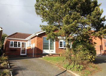 Thumbnail 2 bed bungalow for sale in Stanley Road, Market Bosworth, Nuneaton