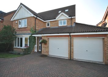 Thumbnail 6 bed detached house for sale in Wakelam Drive, Armthorpe, Doncaster