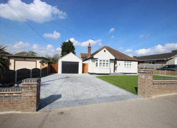 Thumbnail 3 bed detached bungalow for sale in Clifton Avenue, Benfleet