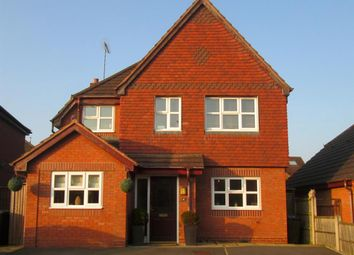 Thumbnail 4 bedroom property for sale in Drakes Close, Walkwood, Redditch