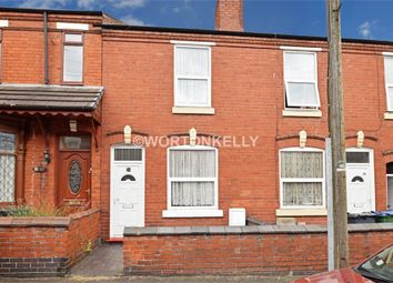 Thumbnail 2 bedroom terraced house for sale in Law Street, West Bromwich, West Midlands