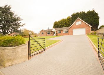 Thumbnail 4 bedroom detached bungalow for sale in Hague Lane, Renishaw, Sheffield