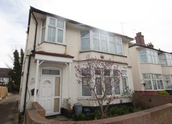 Thumbnail 1 bed flat to rent in Grove Court, Southbourne Grove, Westcliff-On-Sea