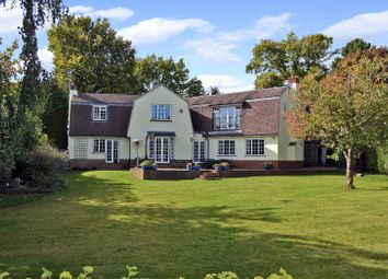 Thumbnail 4 bed detached house for sale in Sutton Place, Abinger Hammer, Abinger Hammer