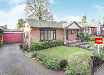 Thumbnail 3 bed detached bungalow for sale in Lloyd Drive, Lower Penn, Wolverhampton