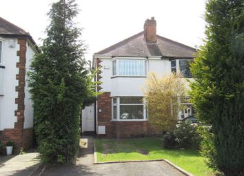 Thumbnail 2 bed semi-detached house for sale in Barn Lane, Solihull
