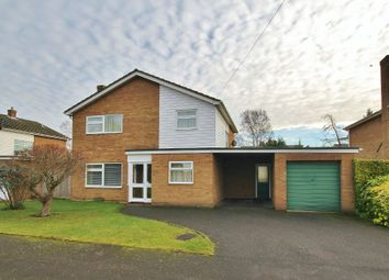 Thumbnail 4 bed detached house to rent in Haley Close, Hemingford Grey, Huntingdon