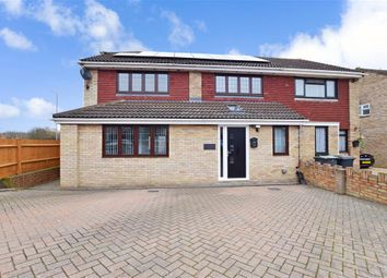 Thumbnail 4 bed semi-detached house for sale in Coxs Close, Snodland, Kent
