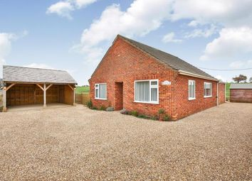 Thumbnail 3 bedroom bungalow for sale in Bunwell, Norwich, Norfolk