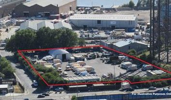 Thumbnail Light industrial to let in Boord Street, Greenwich Peninsula, Greenwich SE100Pj