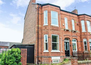 Thumbnail 4 bed semi-detached house for sale in Stockton Road, Chorlton Cum Hardy, Manchester