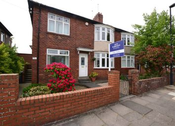 Thumbnail 2 bed flat for sale in Cornel Road, High Heaton, Newcastle Upon Tyne