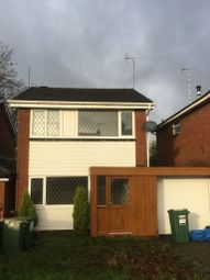 Thumbnail 3 bed detached house to rent in Cambridge Road, Cosby, Leics