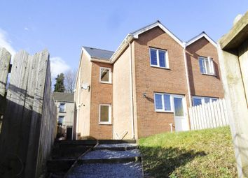 Thumbnail 3 bed semi-detached house for sale in Penygraig -, Tonypandy
