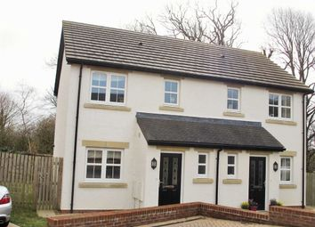 Thumbnail 3 bed semi-detached house to rent in Mabel Wood Close, Great Clifton, Workington