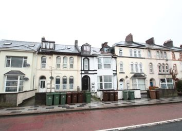 Thumbnail 2 bed flat to rent in Embankment Road, Cattedown, Plymouth