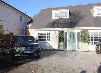 Thumbnail 2 bedroom semi-detached house for sale in Merrilocks Green, Crosby, Liverpool