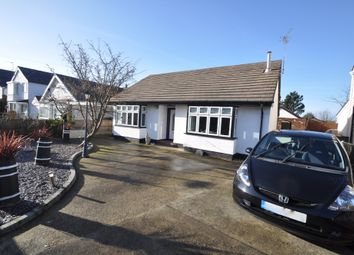 Thumbnail 4 bed detached bungalow for sale in Rosslyn Drive, Moreton, Wirral