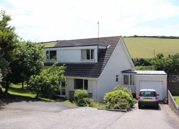 Thumbnail 5 bed detached house for sale in Trevemper Road, Newquay