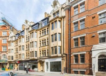 Thumbnail 1 bed flat to rent in Newman Street, Fitzrovia