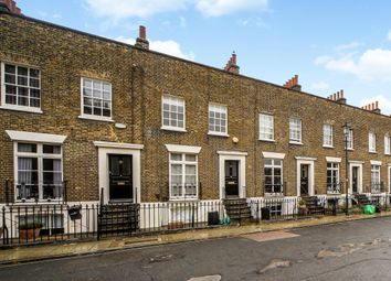 Thumbnail 3 bedroom terraced house to rent in Walcot Square, Kennington, London