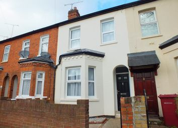 Thumbnail 4 bedroom terraced house to rent in Prince Of Wales Avenue, Reading