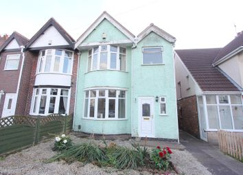 Thumbnail 3 bed semi-detached house for sale in Regent Street, Barwell, Leicester