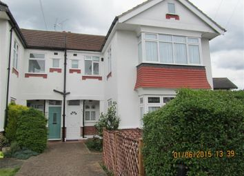 Thumbnail 2 bed flat to rent in Tudor Drive, Gidea Park, Essex