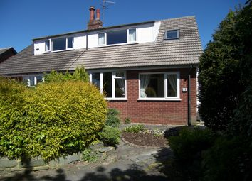 Thumbnail 2 bed bungalow for sale in Manor Road, Wrea Green, Preston