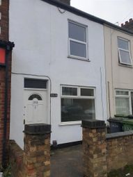 Thumbnail 2 bedroom terraced house to rent in High Street, Peterborough
