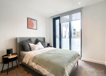 Thumbnail 1 bed flat for sale in The Makers, Nile Street, London, Greater London