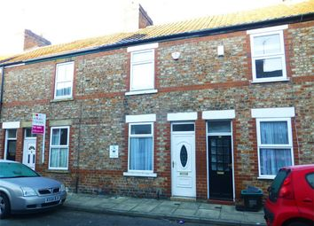 Thumbnail 2 bedroom terraced house for sale in Diamond Street, York