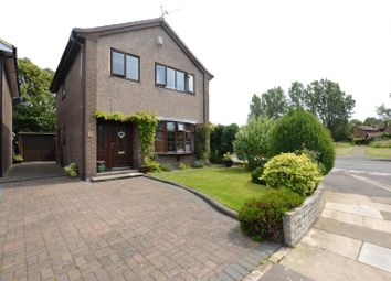 Thumbnail 3 bed detached house for sale in Goodwood, Killingworth, Newcastle Upon Tyne