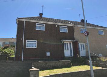 Thumbnail 3 bed property to rent in Colwyn Avenue, Winch Wen, Swansea
