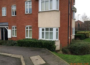Thumbnail 2 bedroom flat to rent in Flaxley Close, Lincoln