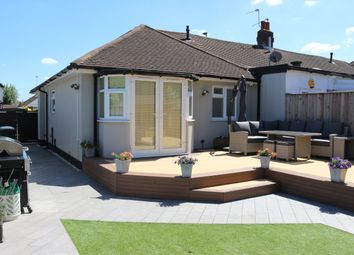 Thumbnail 2 bed terraced bungalow for sale in Fordwater Road, Chertsey