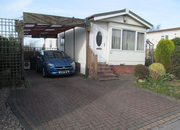 Thumbnail 1 bed mobile/park home for sale in Poplar Drive (Ref 5865), New Tupton, Chesterfield, Derbyshire